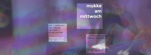 Mukke am Mittwoch – Online