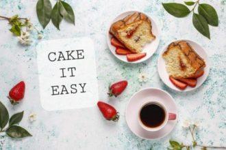 Cake it Easy – Kaffee und Kuchen im Biergarten / Pelmke