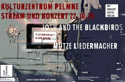 Josh Blackbird & Mütze Liedermacher