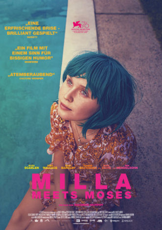 Frischluftkino: MILLA MEETS MOSES