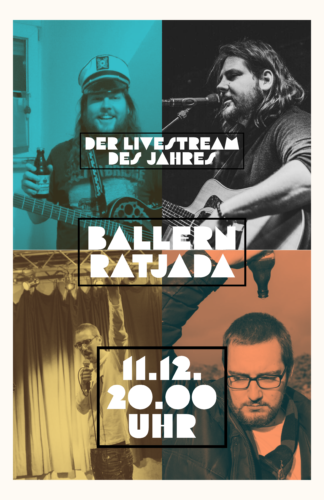 Ballern Ratjada Livestream