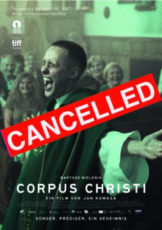 FÄLLT AUS! Corpus Christi