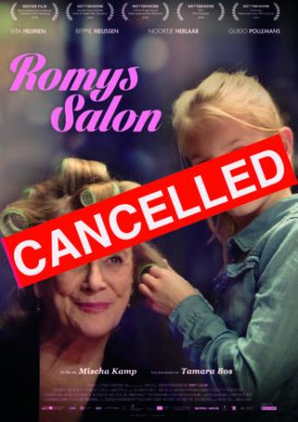 WIRD VERSCHOBEN! Romys Salon