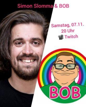 im Stream: BOB und Simon Slomma