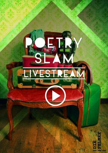 Poetry Slam SOLISTREAM mit Jan Schmidt