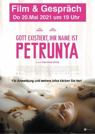Online Kino  & Filmgespräch: Gott existiert – Ihr Name ist Petrunya