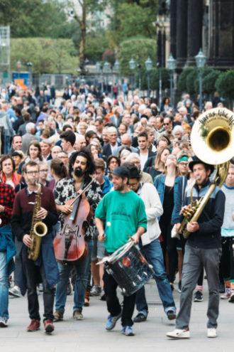 Banda Comunale – Odyssee: Musik der Metropolen