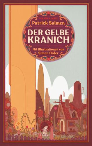 Patrick Salmen liest *Der gelbe Kranich*- Stream